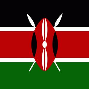 【ケニア国旗の意味と由来】あの盾ってなに?