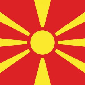 【北マケドニア国旗の意味と由来】国名も国旗もギリシャとバチバチ!