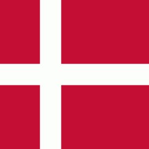 【デンマーク国旗の意味と由来】スカンジナビアクロスの発祥!