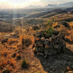 【イラン】ホームステイとハイキングのお話