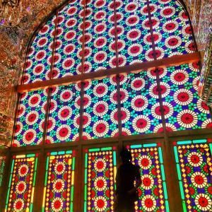 【シーラーズ】光と鏡のモスクにGO