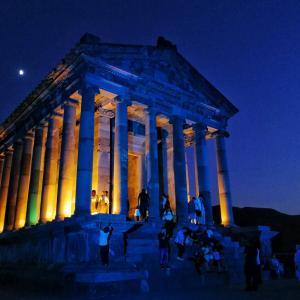 周辺の景色が最高!黄金のガルニ神殿【アルメニア】