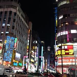歌舞伎町はしご酒