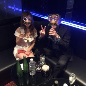 新宿の超人気キャバクラとディナーデート