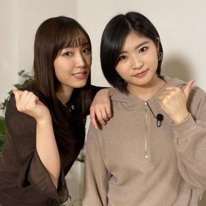 譜久村聖と加賀楓がゲーム対決したんです!!!