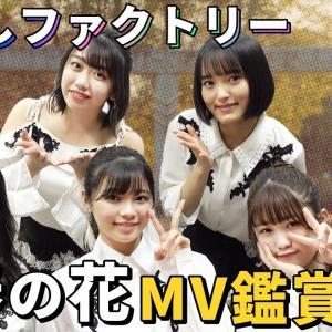 こぶしファクトリーが青春の花MVを観たんです!!!