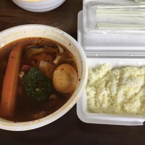 札幌発祥・スープカレーをテイクアウト