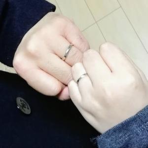 杢目金屋の結婚指輪が完成♪2人だけの大切なリングが出来るまで②