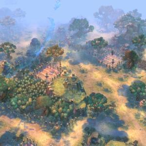 マップめぐり:シャウレイ東の森