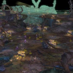 マップめぐり:シルドゲラの森