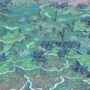 マップめぐり:セプティニーの谷
