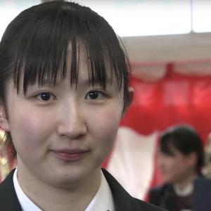 【速報】早田ひな、全日本卓球選手権を初制覇!