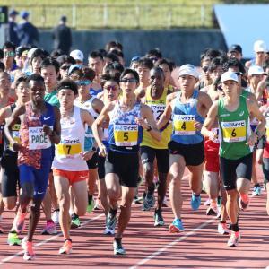 【陸上】福岡国際マラソン マラソン2度目の吉田祐也(23・GMO)が初優勝 2時間7分5秒の好タイム ブルボンの内定を蹴って現役続行