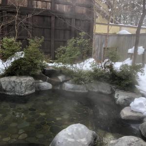冬休みの思い出・平瀬温泉