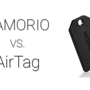 【AirTagと比較】忘れ物防止タグMAMORIO【最新レビュー】