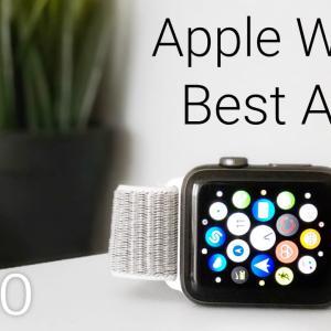 【2020年版】Apple Watchおすすめアプリ15選【Series 6対応】