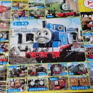 【5歳】多動気味な息子が新しくハマった遊び【トーマスのジグソーパズル】