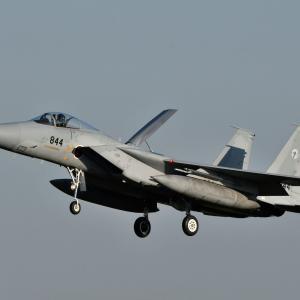 F-15 フライイン
