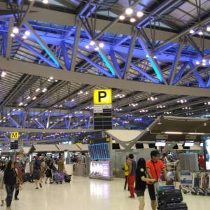 【タイ】スワンナプーム国際空港からのアクセス