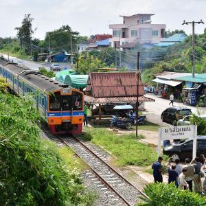 【タイ】スパンブリー線の歴史