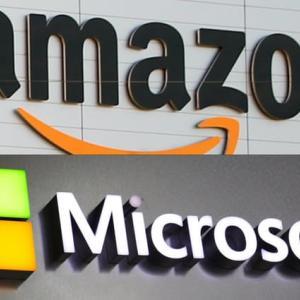 マイクロソフトとAmazonのどちらが先に株価2倍3倍となるか?【ご質問への回答】