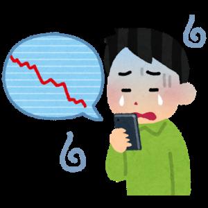 【悲報】ダウ平均1000ドル超の記録的下落。過去3番目の下落幅wwwww