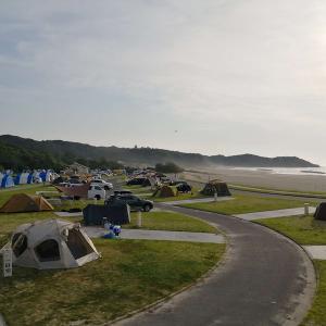 日本海キャンプあるある