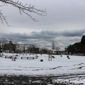 函館公園へ行ってきた!