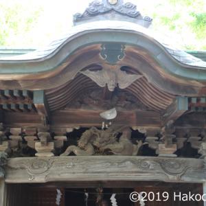 亀田八幡宮旧社殿(現神輿殿)
