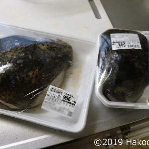 ごっこ(ホテイウオ、布袋魚)を捌く~ごっこ汁編