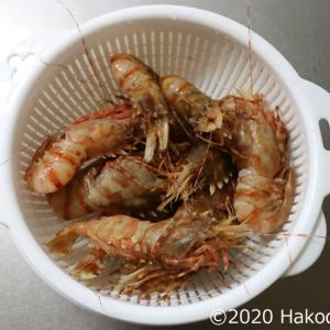 オニエビ(鬼エビ・イバラモエビ・ゴジラエビ)の美味しい食べ方3選