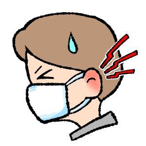 マスクで耳の後ろが痛い、切れた時の対処法は?○○を貼れば治る!