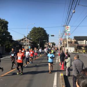 こいのぼりマラソン