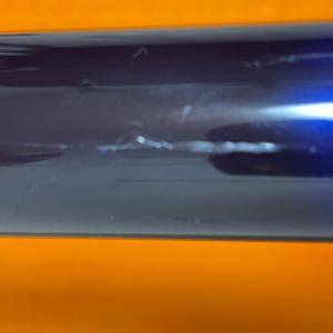 銀影AIR A XH90 の元竿を補修する
