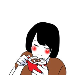 【独身女性】おしゃれなカフェでカフェラテ飲んでそうな女