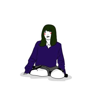 【独身女性の呟き】女の子座りができなくなる瞬間