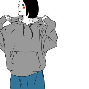 【独身女性の呟き】普段カッチリしている人が休日パーカーを着ている姿ほど萌えるものはない