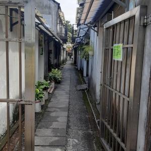 【台湾レトロスポット】台湾中心地の四四南村(スースーナンツン)で鬼滅のコスプレをしたいアラサーの呟き