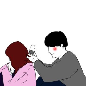 【独身女性の呟き】男性が女性の髪の毛を乾かすやつ、多分1日で飽きる説