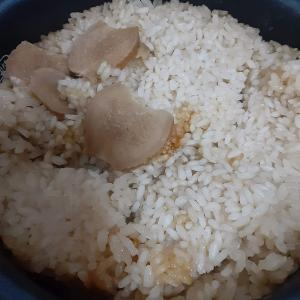 【独身女性の雑料理】角煮の残り汁を炊飯器にぶっこんで炊き込みご飯を作ってみた