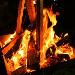 スノーピークの焚き火台をゲット、早速キャンプ場へ(ワイルドキッズ岬オートキャンプ場)