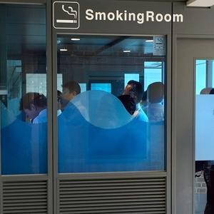 屋内禁煙のタイミングが抜群に悪いなと思った事。