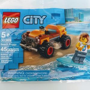 レゴ:LEGO 30369|ブライトなカラーのバギー&サーフボーイ