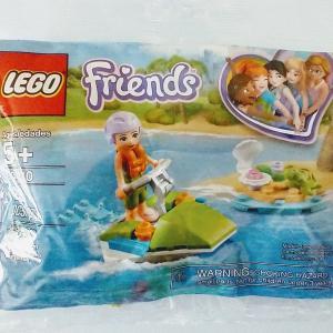 お目当は亀のパーツ。レゴ:LEGO 30410レビュー