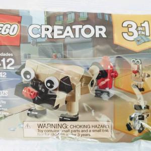 レゴ:LEGO 30542|パグ!コアラ!七面鳥!