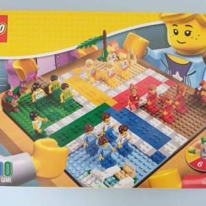 ギフトとしてもお勧め!ルド(LUDO )ゲーム、レゴ:LEGO 40198 レビュー