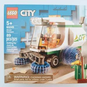 """道路を綺麗にするよ。レゴ:LEGO 60249 """"Street Sweeper"""""""