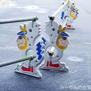 単管バリケードが好き(。・ω・。)ノ♡  コウノトリガード