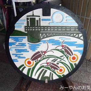 香川ヤドンマンホールの旅(5) まんのう町マンホールカードGETだぜ!
