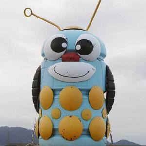 香川ヤドンマンホールの旅(10) 粟島アート満喫だぜ!①